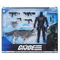 GI Joe Classified Series 6-inch Snake Eyes & Timber Alpha Commandos Hasbro