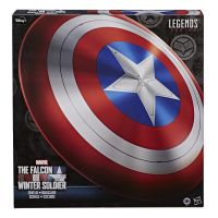 Marvel Legends Falcon and Winter Soldier Captain America Role Play Shield Hasbro