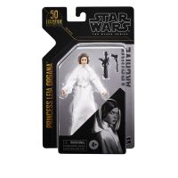 Star Wars The Black Series Archive figurine échelle 6 pouces - Princess Leia Organa Hasbro