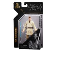 Star Wars The Black Series Archive Figurine échelle 6 pouces - Obi-Wan Kenobi Hasbro