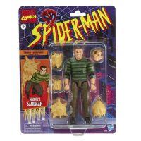Marvel Legends Spider-Man Retro - Marvel's Sandman 6-inch scale action figure Hasbro