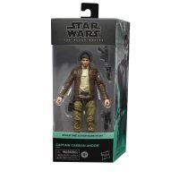 Star Wars The Black Series Figurine échelle 6 pouces - Capitaine Cassian Andor (Rogue One) Hasbro