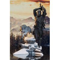 GI Joe Snake Eyes Gallery PVC Diorama Diamond Select 84239
