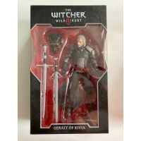 The Witcher Wild Hunt 7-inch - Geralt of Rivia McFarlane Toys