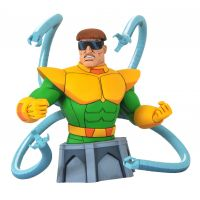 Doctor Octopus Animated 1:7 Scale Bust Diamond Select 84132