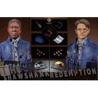 À l'ombre de Shawshank ensemble de 2 figurines échelle 1:6 Present Toys PT-SP28