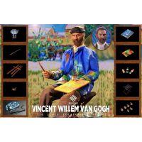 Vincent Willem Van Gogh Figurine échelle 1:6 Present Toys PT SP29