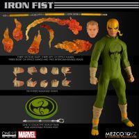 One:12 Collective Marvel Iron Fist Mezco Toyz 77500