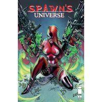 Spawn Universe #1 Image Comics