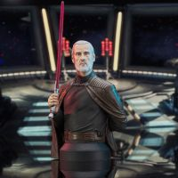 Star Wars: Revenge of the Sith Count Dooku 1:6 scale Mini Bust Gentle Giant 84367