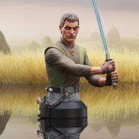 Star Wars: Rebels - Kanan Jarrus Mini Bust Gentle Giant 84366