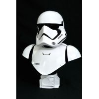 Star Wars: The Force Awakens Stormtrooper (First Order) Legends in 3-Dimensions 1:2 scale Bust Gentle Giant 83812