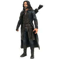Lord of the Rings Series 3 Deluxe Aragorn 7-inch scale Action Figure Diamond Select