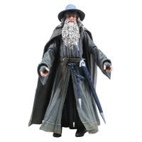 Lord of the Rings Deluxe Series 4 Gandalf 7-inch scale Action Figure Diamond Select