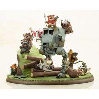 Battle of Endor The Little Rebels Statue Kotobukiya 908766