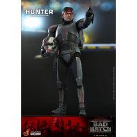 Hunter 1:6 Scale Figure Hot Toys Star Wars Bad batch 908284