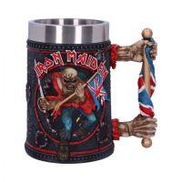 Iron Maiden Tankard Collectible Drinkware Nemesis Now 908609