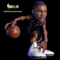 Kevin Durant SmALL-STARS 12-inch Collectible Figure Base4 Ventures 908739