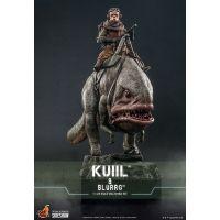 Kuiil & Blurgg Ensemble de figurines Échelle 1:6 Hot Toys 908593