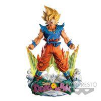 Son Goku (The Brush) Diorama Banpresto 908586
