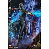 Spider-Man (Black & Gold Suit) 1:6 Scale Figure Hot Toys 908916