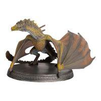 Game of Thrones Viserion the Dragon Figurine Eaglemoss Hero Collector GOTEN702
