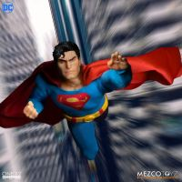 One:12 Collective Superman - Man of Steel Edition Action Figure Mezco Toyz 76553