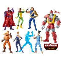 Marvel Legends 6-inch scale action series (BAF Colossus) Hasbro