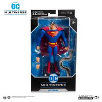 DC Multiverse Superman: Superman the animated series 7-inch scale action figure McFarlane Toys