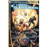 Future State: Legion of Super-Heroes #1 DC Comics