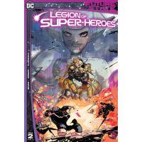 Future State: Legion of Super-Heroes #2 DC Comics