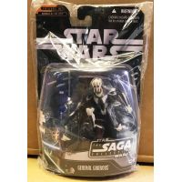 Star Wars The Saga Collection 3,75-inch action figure - ROTS General Grievous (2006) Hasbro 030
