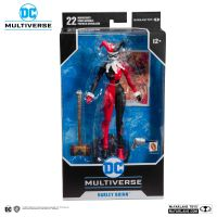 DC Multiverse Harley Quinn Classic 7-inch scale action figure McFarlane Toys