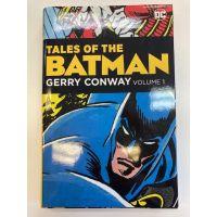 Tales of the Batman Gerry Conway Vol. 1 HC DC Comics ISBN: 978-1-4012-7255-5