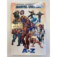Official Handbook of the Marvel Universe A-Z Vol. 6 HC Marvel Comics ISBN: 978-0-7851-3103-8