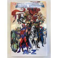 Official Handbook of the Marvel Universe A-Z Vol. 7 HC Marvel Comics ISBN: 978-0-7851-3104-5