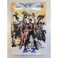 Official Handbook of the Marvel Universe A-Z Vol. 8 HC Marvel Comics ISBN: 978-0-7851-3105-2