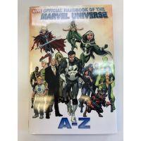 Official Handbook of the Marvel Universe A-Z Vol. 9 HC Marvel Comics ISBN: 978-0-7851-3106-9