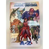 Official Handbook of the Marvel Universe A-Z Vol. 10 HC Marvel Comics ISBN: 978-0-7851-3107-6