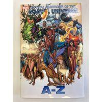Official Handbook of the Marvel Universe A-Z Vol. 11 HC Marvel Comics ISBN: 978-0-7851-3108-3