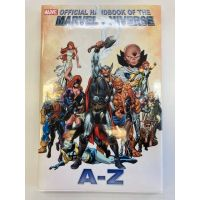 Official Handbook of the Marvel Universe A-Z Vol. 12 HC Marvel Comics ISBN: 978-0-7851-3109-0