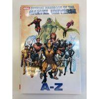 Official Handbook of the Marvel Universe A-Z Vol. 13 HC Marvel Comics ISBN: 978-0-7851-4178-5