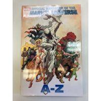 Official Handbook of the Marvel Universe A-Z Vol. 14 HC Marvel Comics ISBN: 978-0-7851-4178-5