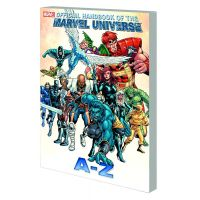 Official Handbook of the Marvel Universe A-Z Vol. 1 HC Marvel Comics ISBN: 978-0-7851-3028-4