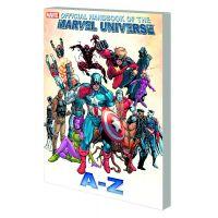 Official Handbook of the Marvel Universe A-Z Vol. 2 HC Marvel Comics ISBN: 978-0-7851-3099-4