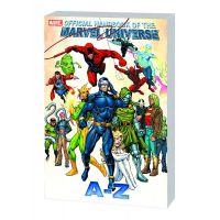 Official Handbook of the Marvel Universe A-Z Vol. 3 HC Marvel Comics ISBN: 978-0-7851-3099-4