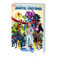 Official Handbook of the Marvel Universe A-Z Vol. 4 HC Marvel Comics ISBN: 978-0-7851-3101-4