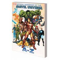 Official Handbook of the Marvel Universe A-Z Vol. 5 HC Marvel Comics ISBN: 978-0-7851-3102-1