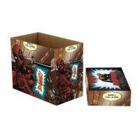 Marvel Graphic Comic Box Deadpool Bang!