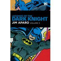 Legends of the Dark Knight Vol. 3 HC DC Comics ISBN: 978-1-4012-7161-9